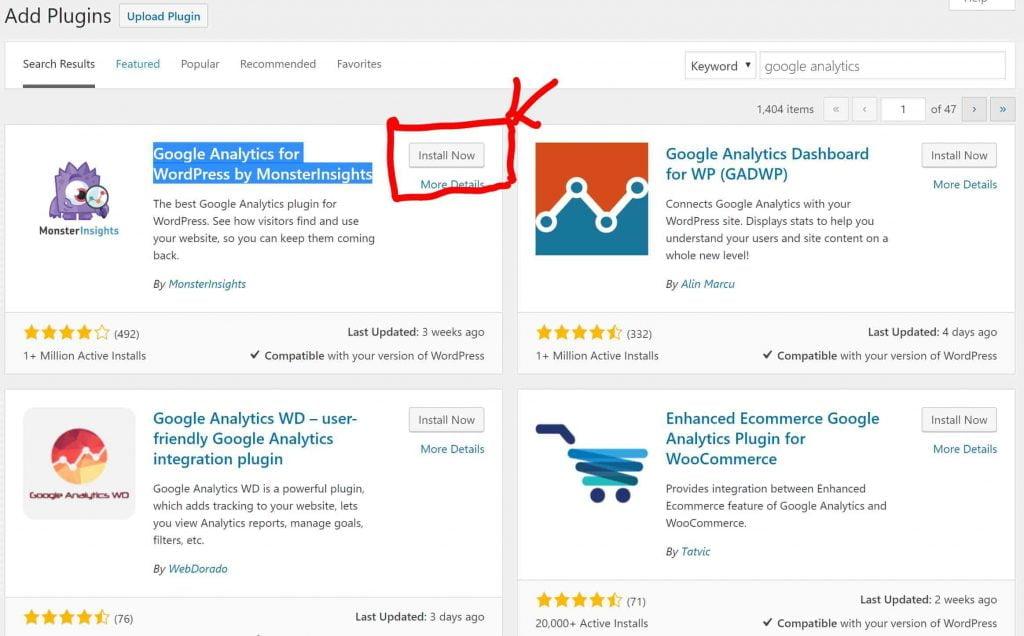 How to Install Google Analytics In WordPress Website & Start Tracking Your Traffic 10